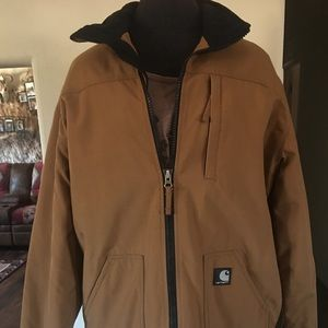 Jackets & Blazers - Ladies Carhartt jacket large
